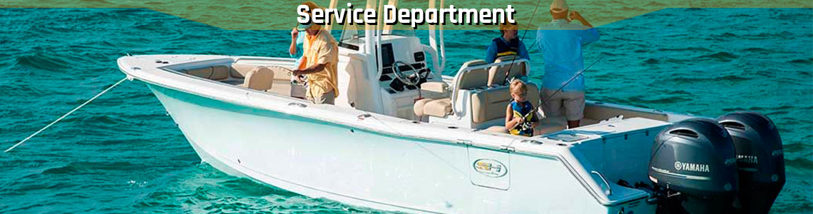 Service department in bayville nj near philadelphia pa for Certified yamaha outboard service near me